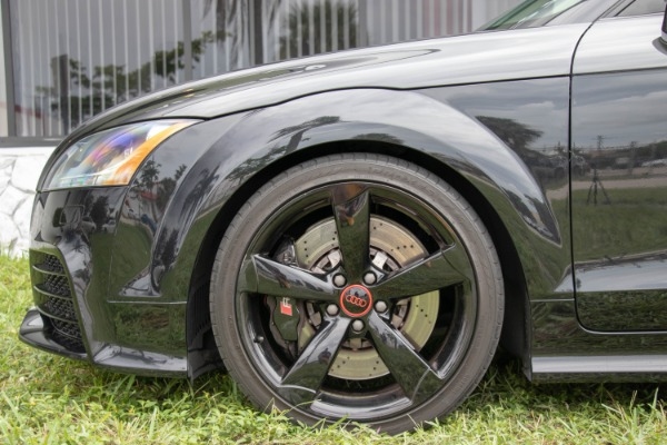 Used 2013 Audi TT RS 2.5 quattro | Miami, FL n17