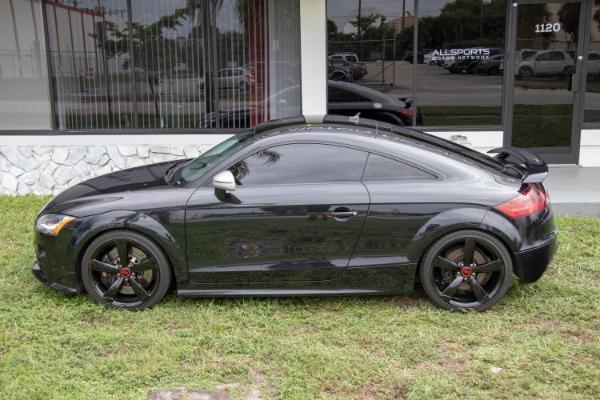 Used 2013 Audi TT RS 2.5 quattro | Miami, FL n18
