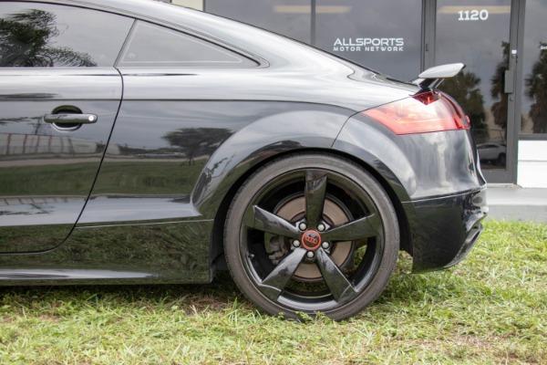 Used 2013 Audi TT RS 2.5 quattro | Miami, FL n19
