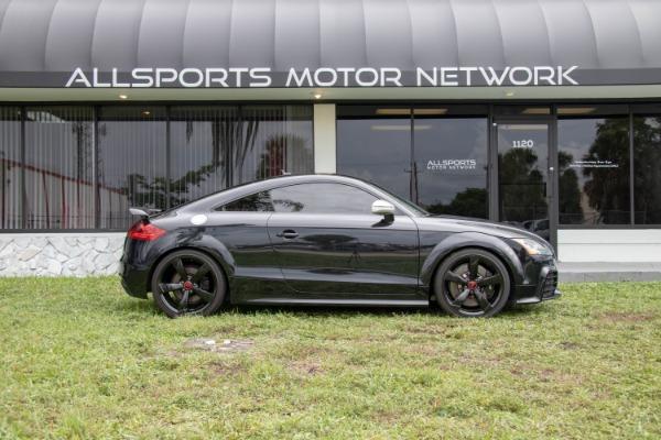 Used 2013 Audi TT RS 2.5 quattro | Miami, FL n2