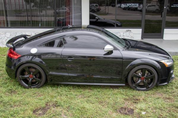 Used 2013 Audi TT RS 2.5 quattro | Miami, FL n24