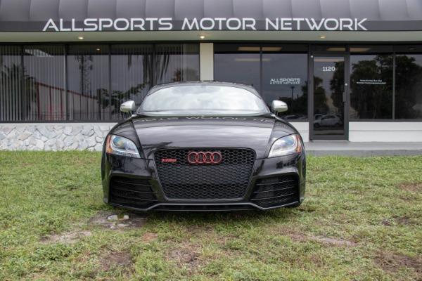 Used 2013 Audi TT RS 2.5 quattro | Miami, FL n3