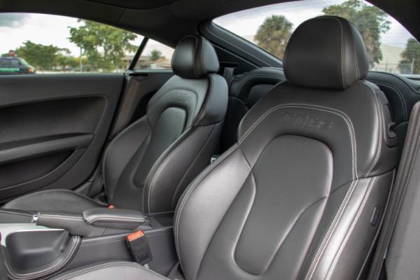 Used 2013 Audi TT RS 2.5 quattro | Miami, FL n34