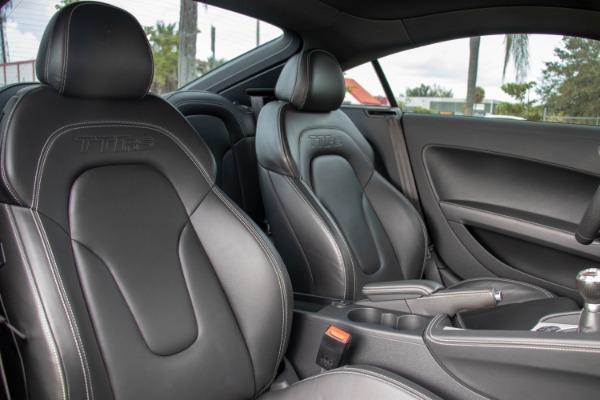 Used 2013 Audi TT RS 2.5 quattro | Miami, FL n35
