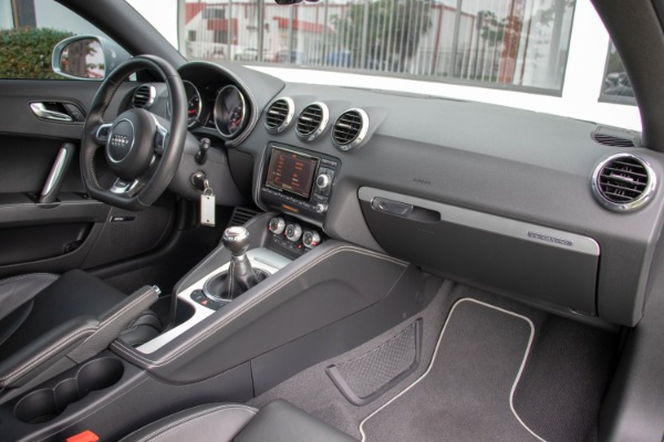 Used 2013 Audi TT RS 2.5 quattro | Miami, FL n36