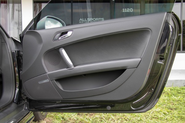 Used 2013 Audi TT RS 2.5 quattro | Miami, FL n37