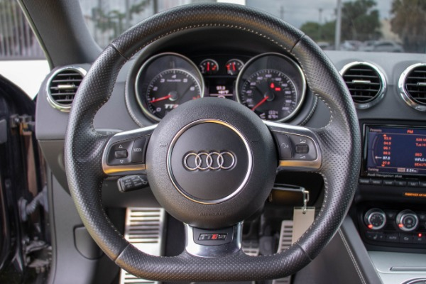 Used 2013 Audi TT RS 2.5 quattro | Miami, FL n39