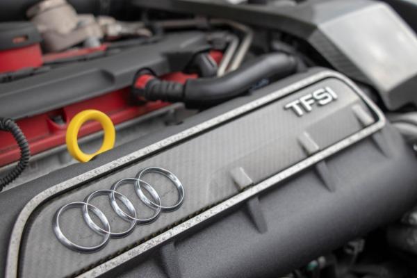 Used 2013 Audi TT RS 2.5 quattro | Miami, FL n51
