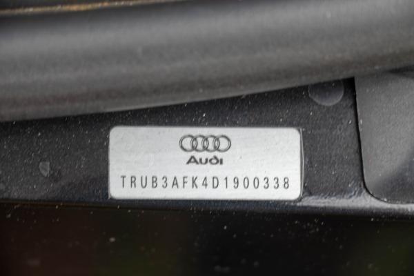 Used 2013 Audi TT RS 2.5 quattro | Miami, FL n55