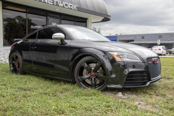Used 2013 Audi TT RS 2.5 quattro | Miami, FL n8