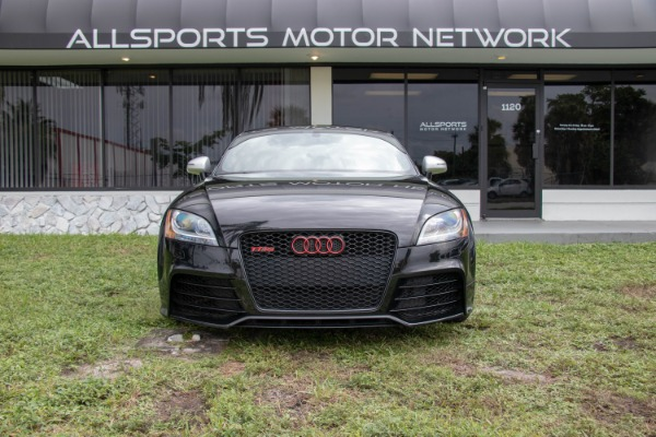 Used 2013 Audi TT RS 2.5 quattro | Miami, FL n9