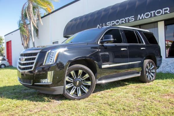 Used 2017 Cadillac Escalade Standard | Miami, FL n10