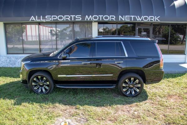 Used 2017 Cadillac Escalade Standard | Miami, FL n15
