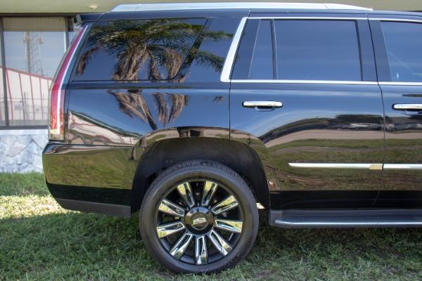 Used 2017 Cadillac Escalade Standard | Miami, FL n20