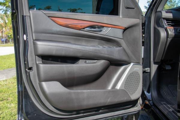 Used 2017 Cadillac Escalade Standard | Miami, FL n26