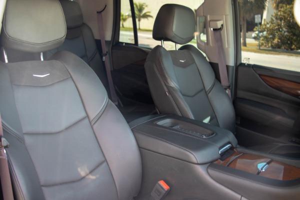 Used 2017 Cadillac Escalade Standard | Miami, FL n29