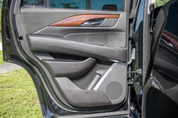 Used 2017 Cadillac Escalade Standard | Miami, FL n47