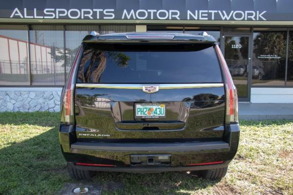 Used 2017 Cadillac Escalade Standard | Miami, FL n53