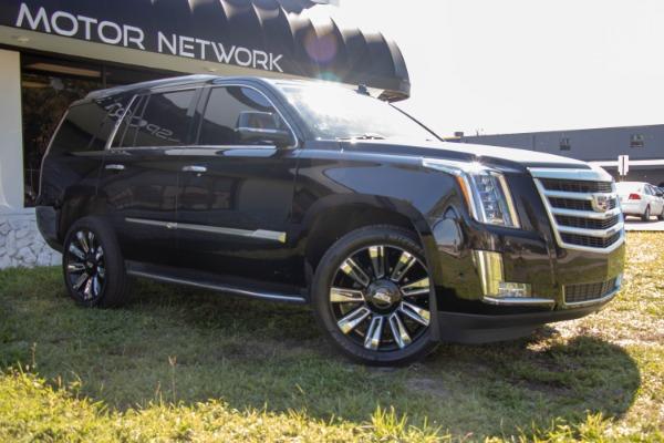 Used 2017 Cadillac Escalade Standard | Miami, FL n8