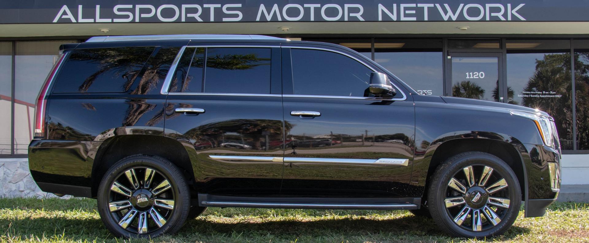 Used 2017 Cadillac Escalade Standard | Miami, FL