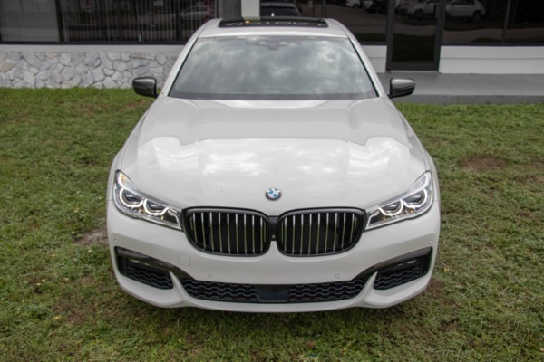 Used 2017 BMW 7 Series 750i xDrive | Miami, FL n12
