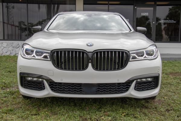 Used 2017 BMW 7 Series 750i xDrive | Miami, FL n15