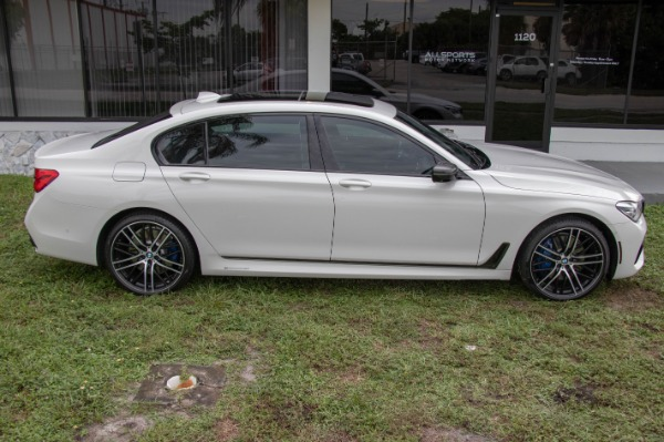 Used 2017 BMW 7 Series 750i xDrive | Miami, FL n18