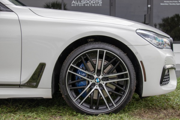 Used 2017 BMW 7 Series 750i xDrive | Miami, FL n19