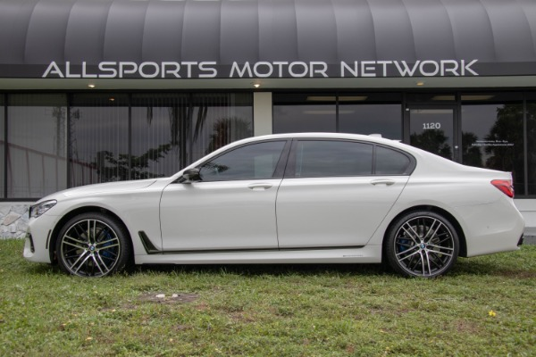Used 2017 BMW 7 Series 750i xDrive | Miami, FL n27
