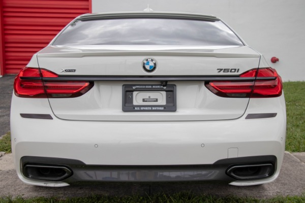 Used 2017 BMW 7 Series 750i xDrive | Miami, FL n29