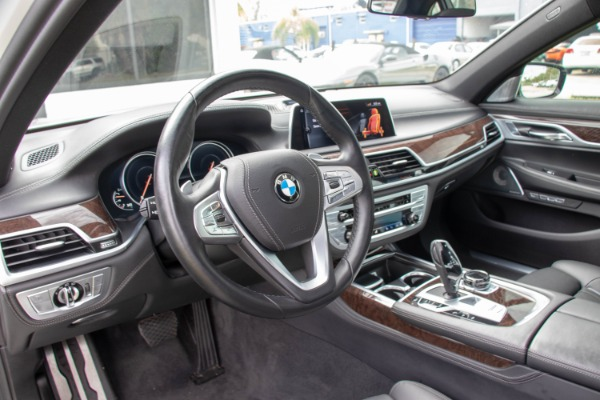 Used 2017 BMW 7 Series 750i xDrive | Miami, FL n33