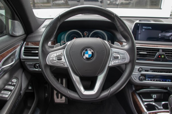 Used 2017 BMW 7 Series 750i xDrive | Miami, FL n39
