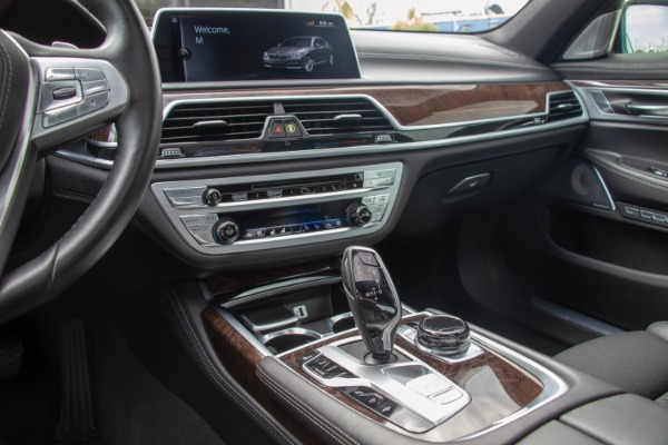 Used 2017 BMW 7 Series 750i xDrive | Miami, FL n44