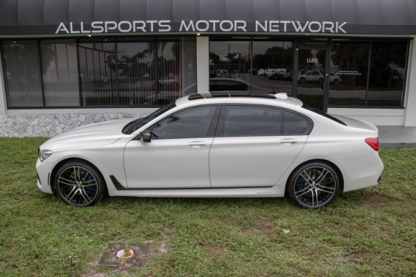 Used 2017 BMW 7 Series 750i xDrive | Miami, FL n7