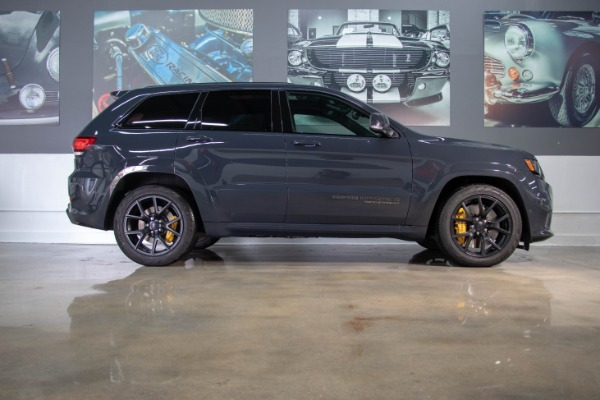 Used 2018 Jeep Grand Cherokee Trackhawk | Miami, FL n12