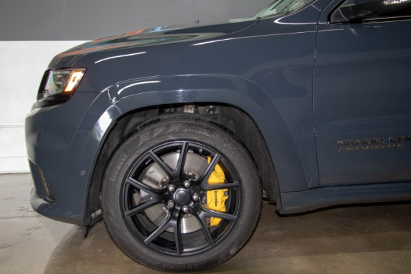 Used 2018 Jeep Grand Cherokee Trackhawk | Miami, FL n14