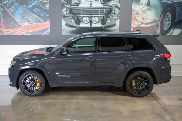 Used 2018 Jeep Grand Cherokee Trackhawk | Miami, FL n15