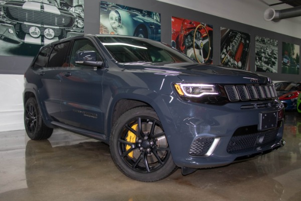 Used 2018 Jeep Grand Cherokee Trackhawk | Miami, FL n20