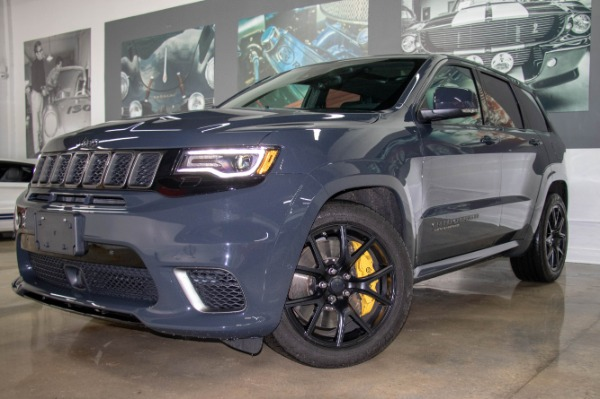 Used 2018 Jeep Grand Cherokee Trackhawk | Miami, FL n22