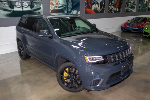 Used 2018 Jeep Grand Cherokee Trackhawk | Miami, FL n23