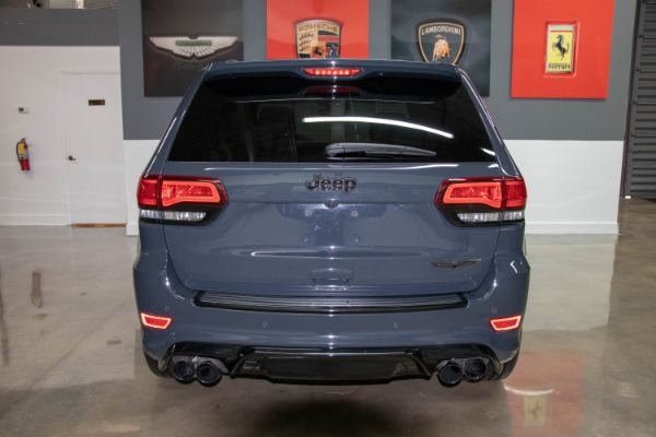Used 2018 Jeep Grand Cherokee Trackhawk | Miami, FL n27