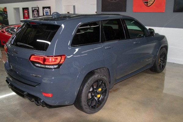 Used 2018 Jeep Grand Cherokee Trackhawk | Miami, FL n31