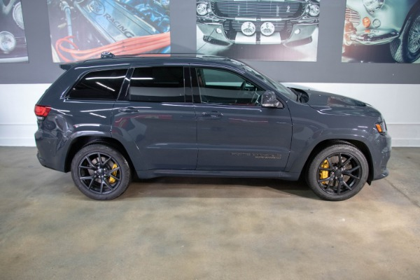 Used 2018 Jeep Grand Cherokee Trackhawk | Miami, FL n9