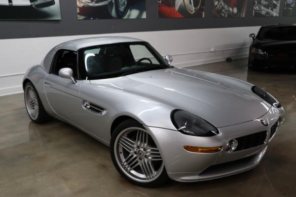 Used 2003 BMW Z8 ALPINA | Miami, FL n11