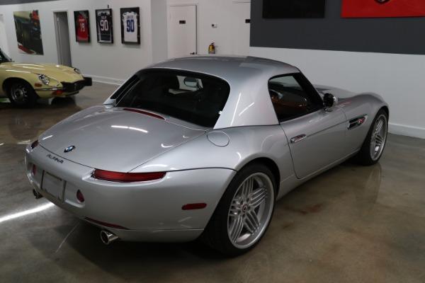 Used 2003 BMW Z8 ALPINA | Miami, FL n19