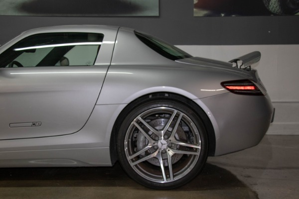 Used 2011 Mercedes-Benz SLS AMG  | Miami, FL n10