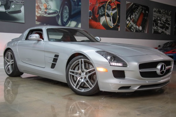 Used 2011 Mercedes-Benz SLS AMG  | Miami, FL n14