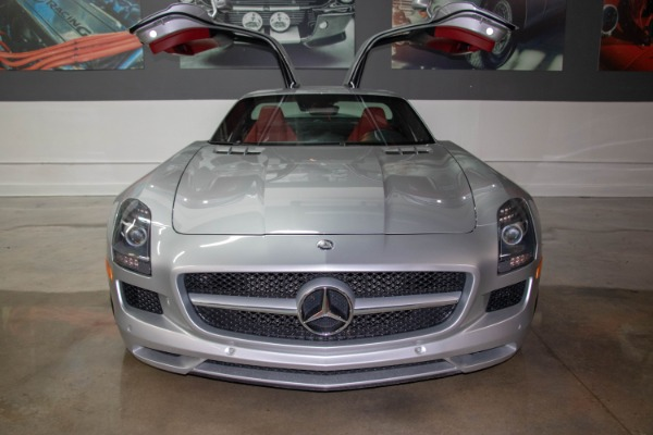 Used 2011 Mercedes-Benz SLS AMG  | Miami, FL n15