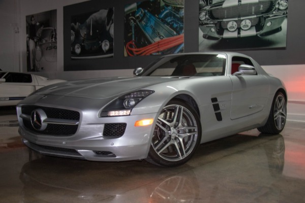 Used 2011 Mercedes-Benz SLS AMG  | Miami, FL n16