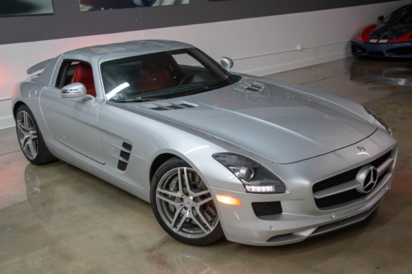 Used 2011 Mercedes-Benz SLS AMG  | Miami, FL n17